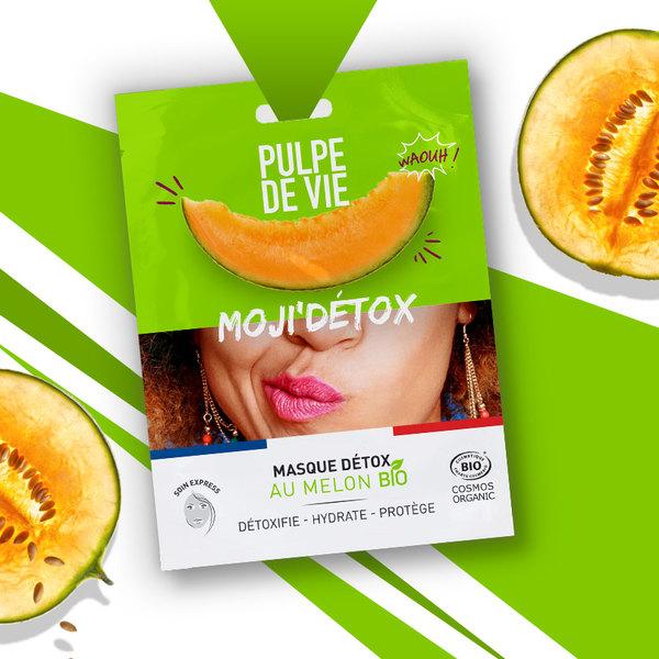 Pulpe de Vie Moji'detox