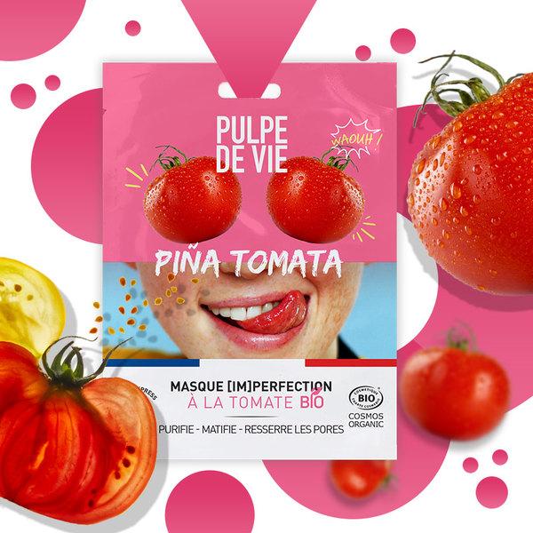 Pulpe de Vie Pina Tomata